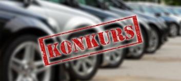 Nedgang i bilbransjekonkurser i sommer - dette er forklaringen