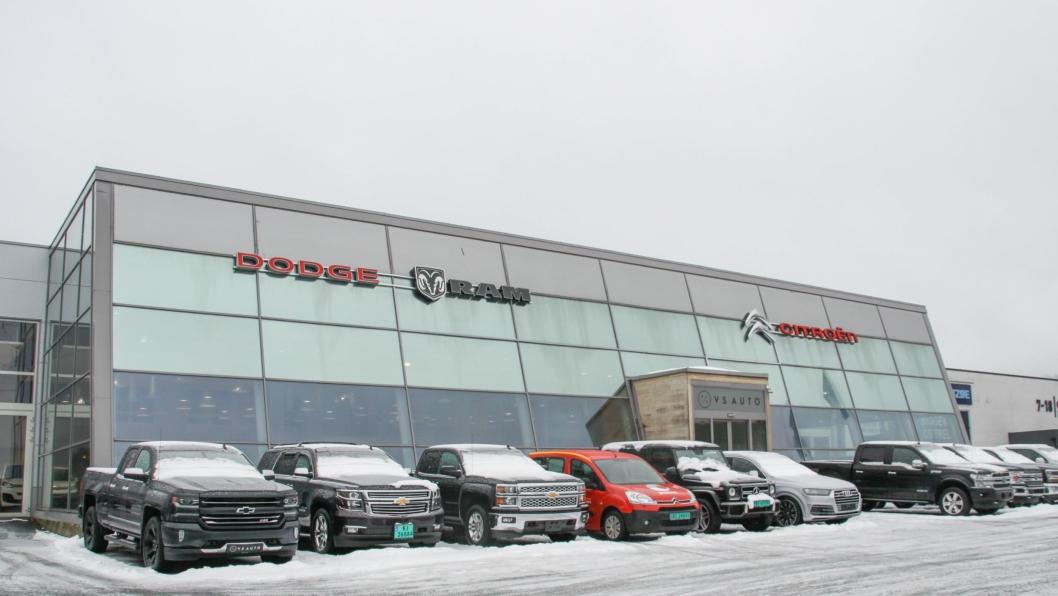 Citroën-forhandler VS Auto er en potensiell oppkjøpskandidat i Drammen.