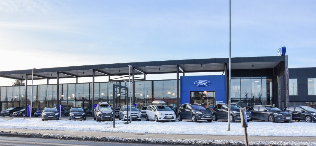 Solberg Bil er trolig den mest interessante oppkjøpskandidaten i Grenlandsområdet