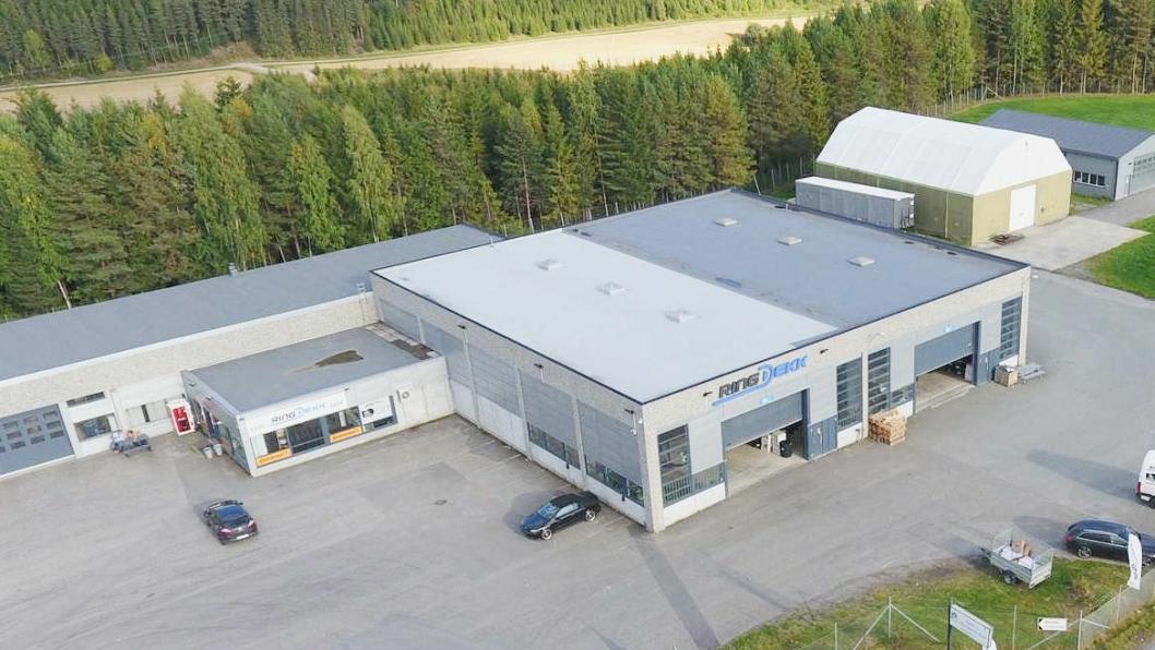 Starco har tatt over 70 prosent av aksjene i RingDekk på Hønefoss.
