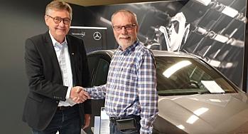 Nordvik tar over to Mercedes- og Peugeot-forhandlere