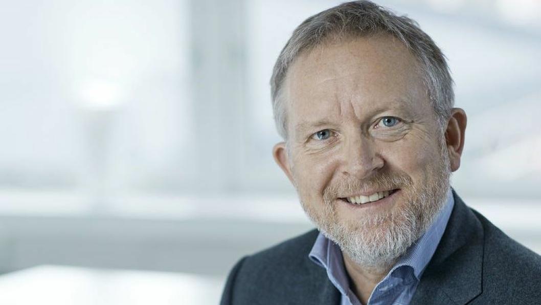Direktør Øyvind Thorsen i Opplysningsrådet for Veitrafikken.