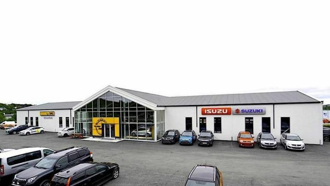 Sør-Varanger Bilteknikk AS er Opel-forhandler (i tillegg til Isuzu og Suzuki), og kan være aktuell for oppkjøp.