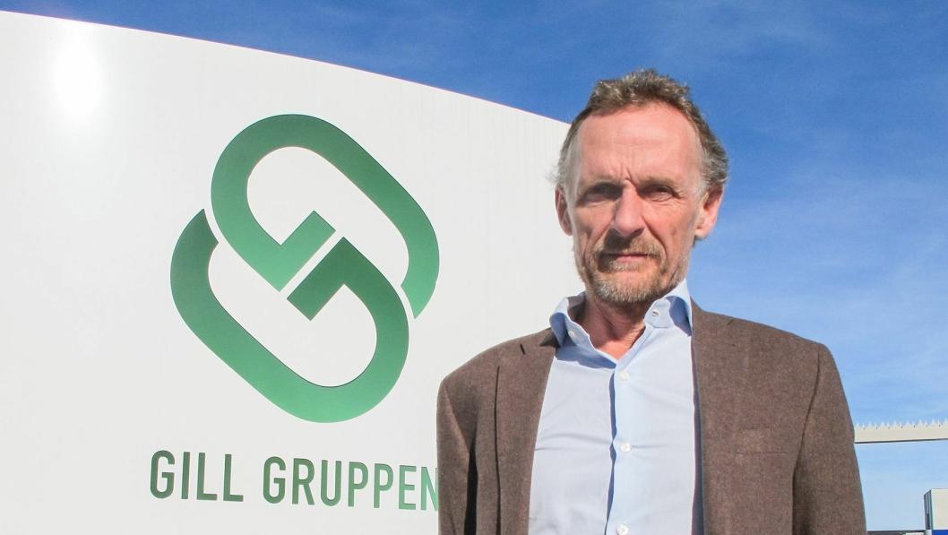 Gill Gruppen omorganiserte i fjor sine virksomheter og Leif Madsberg, som har vært CFO i Subaru Norge siden 2005, ble ansatt som konsernsjef.