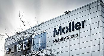 En av disse kan bli den nye konsernsjefen i Møller Mobility Group