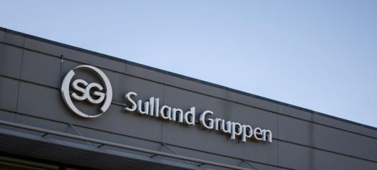 Svakere Sulland-resultat – dette er årsaken