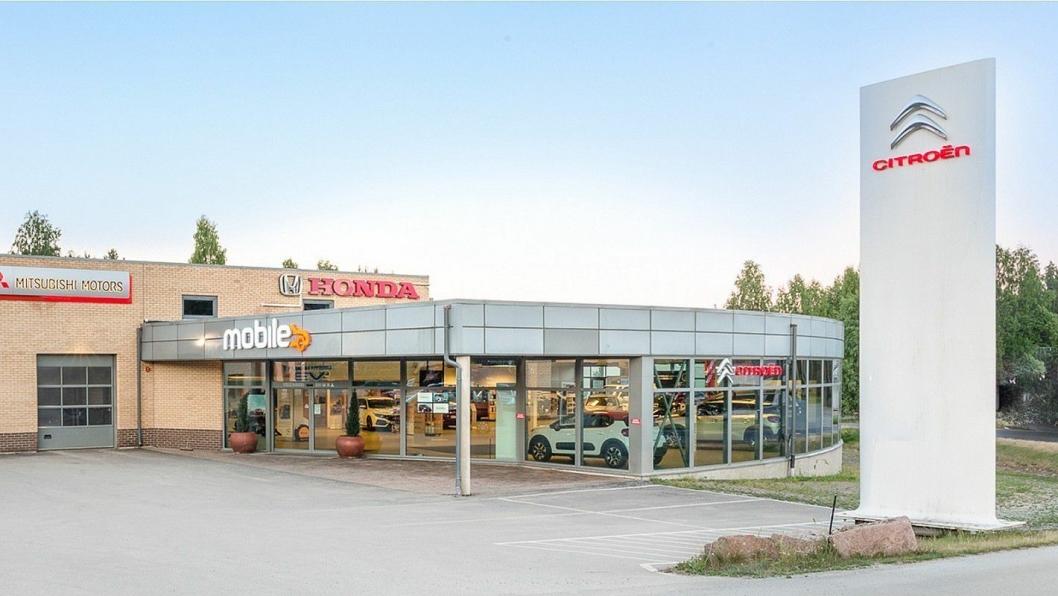 Mobile Autosilver AS er en av fire forretninger i Mobile-konsernet som nå avvikler Honda.