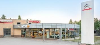 Honda kutter i forhandlernettet