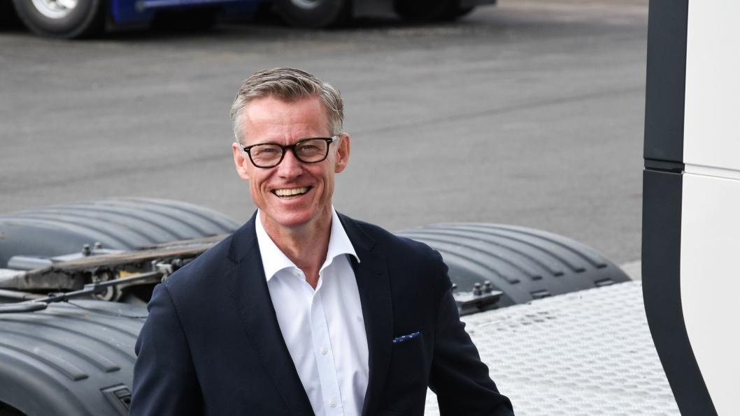 Grant Larsen, konsernsjef i Cognia og avtroppende administrerende direktør i Volmax.