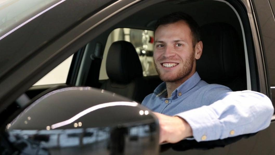 Kjetil Måkestad er daglig leder i Bilspiten.