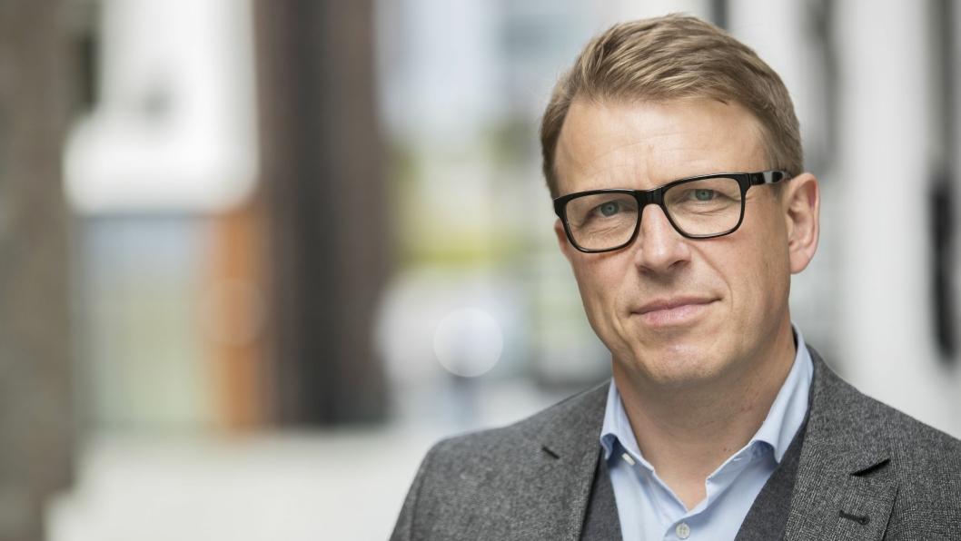Knut Øvernes er adm. direktør for Santander Consumer Bank i Norge.