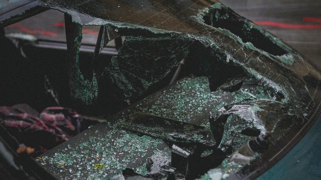 Forsikringsselskapene utbetalte 373 millioner for glass-skader i 1. kvartal. Kilde: Finans Norge