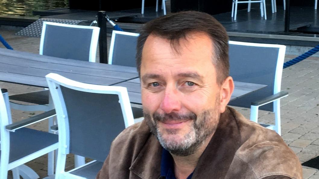 Daglig leder i Loyalty Group, Mikkel Korntvedt.