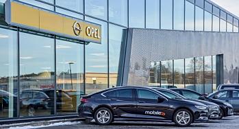 To store aktører i det nye Opel-nettverket