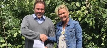 Riis Bilglass AS og MPS Micropaint inngår samarbeid