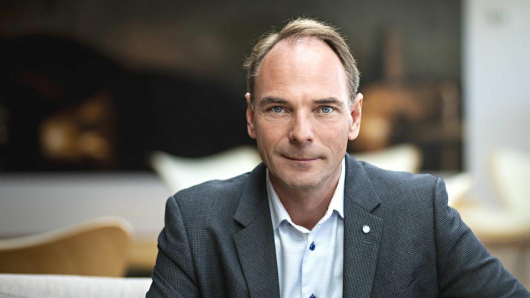NBF-sjef Stig Morten Nilsen