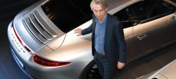 Kraftig oppbemanning i Porsche-organisasjonen