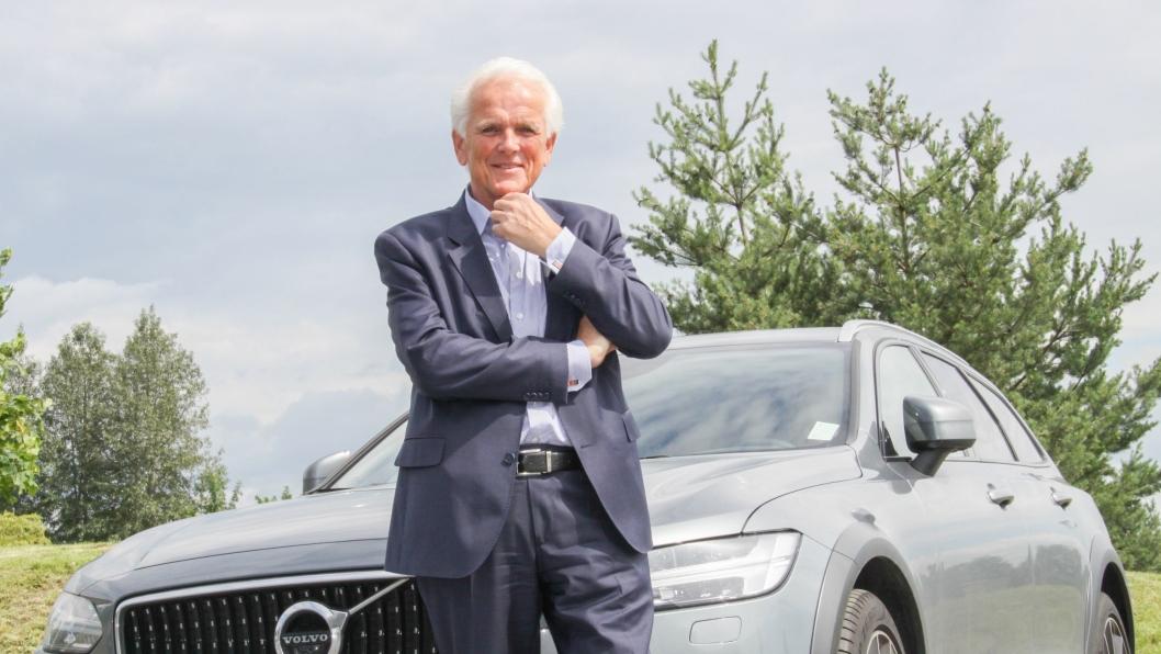En markant bilbransjepersonlighet forlater 1. august sjefsstolen i Volvo Car Norway.