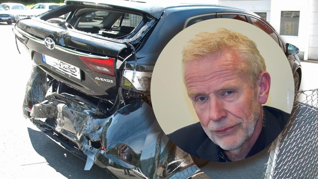 Pål Hestegrei, leder for takst og innkjøp på motor i Gjensidige.