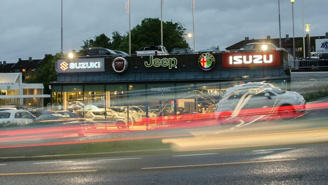 RSA Bil trives på Ensjø og vil gjerne utvide.