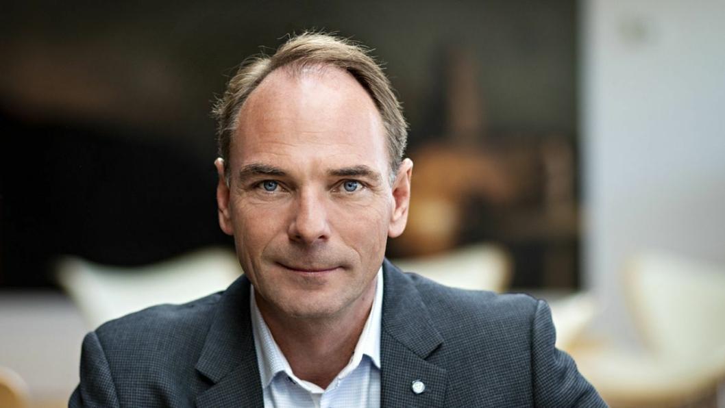 NBF-sjef Stig Morten Nilsen.
