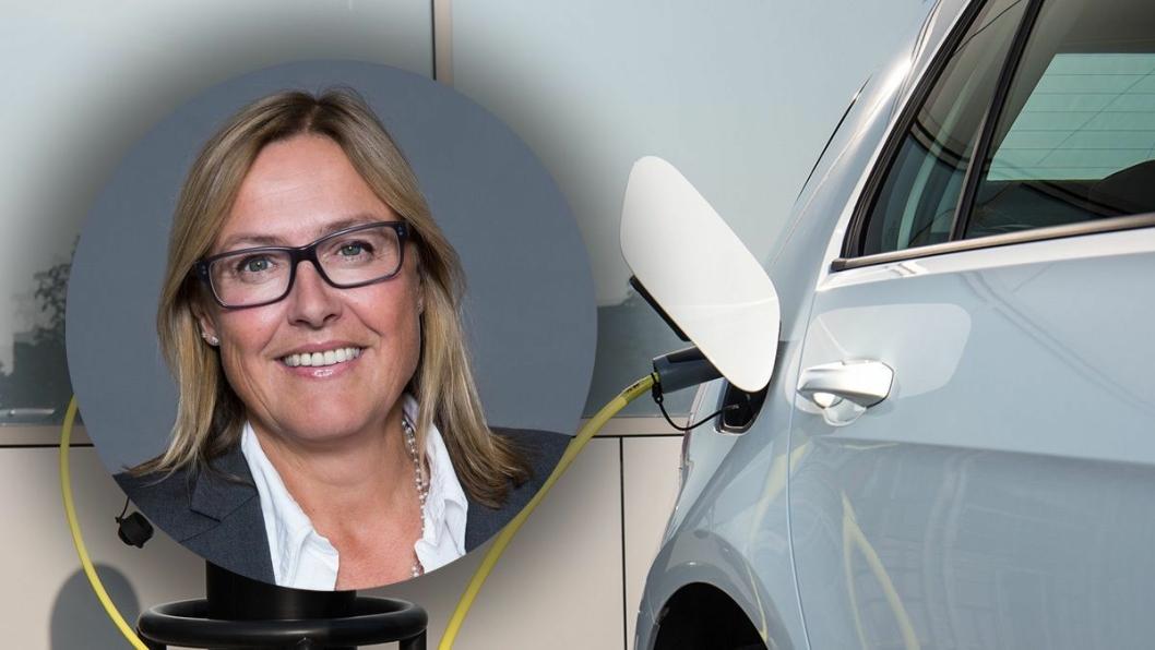 Adm. direktør Christina Åhlander i Finansieringsselskapenes Forening, FINFO