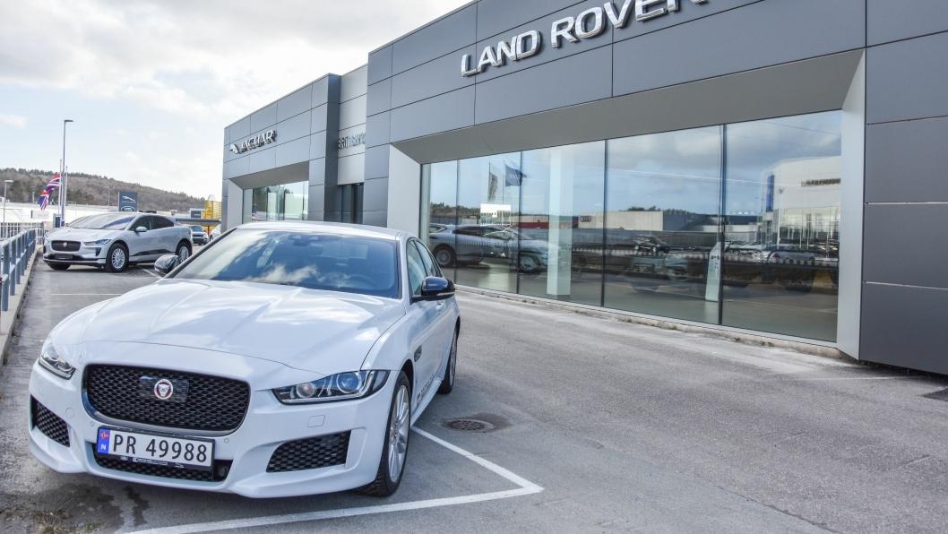British Car Kristiansand er en av de nyeste forhandlerne i Jaguar- og Land Rover-nettverket. Nå ønsker importøren seg to til.