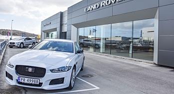 Flere mulige eiere av nye Jaguar- og Land Rover-forhandlere