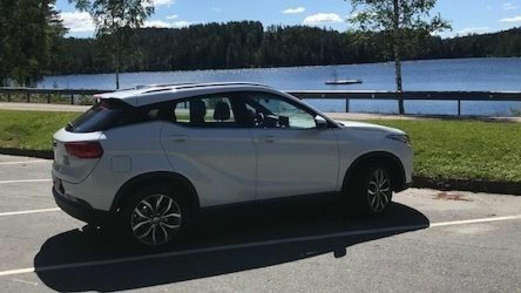 Dette er elbilen som Autoindustri nå har til test i Norge.