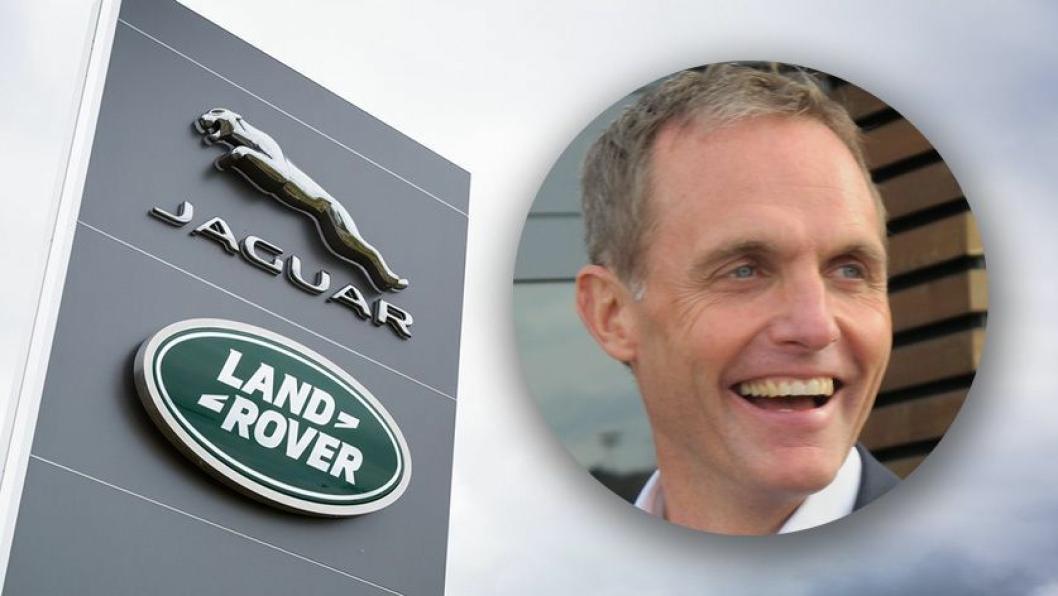 Marius Hayler blir ny leder for Jaguar/Land Rover i Norge.