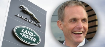 Marius Hayler blir importsjef for Jaguar og Land Rover
