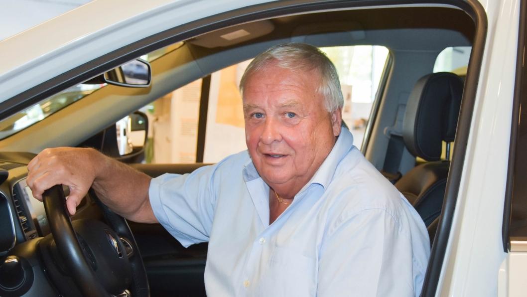 Harald Jensen er leder i Kias forhandlerforening og eier av City Bil AS i Tønsberg.