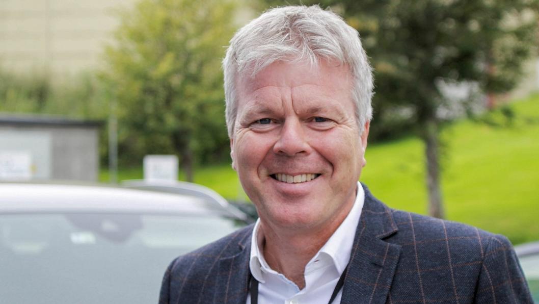 Adm. direktør Arne Lyslo Kristiansen i Volkswagen Møller Bilfinans forventer stor interesse blant forsikringsselskapene i den kommende anbudsrunden.