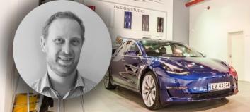 Gjør comeback hos Tesla