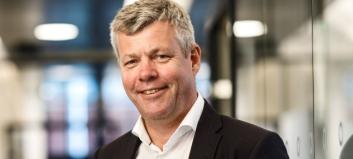 Sverre Helno er den nye Møller Bil-sjefen