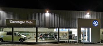 Harila Gruppen blir Volkswagen-forhandler