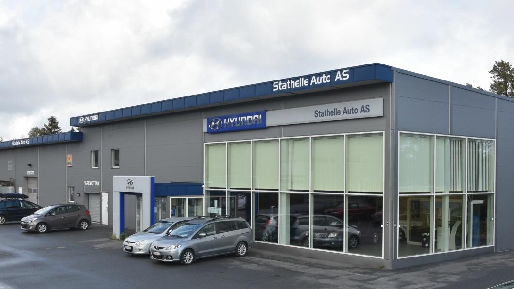 Stathelle Auto er blant underforhandlerne som ikke lenger får selge nye Hyundai.