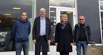 Teknisk Bureau AS overtar Opel-forhandler Joh. Vian AS