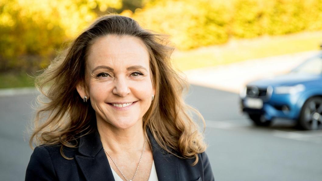 Rita Kristin Broch, ny administrerende direktør i Volvo Car Norway