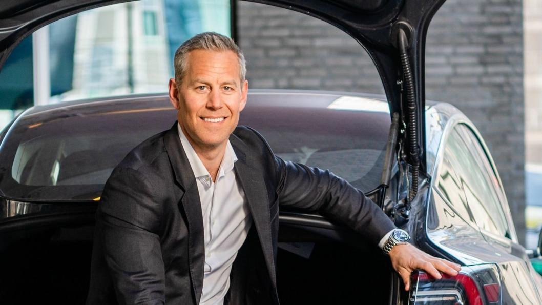 Haakon J. Marthinsen leder Autolease Norge.