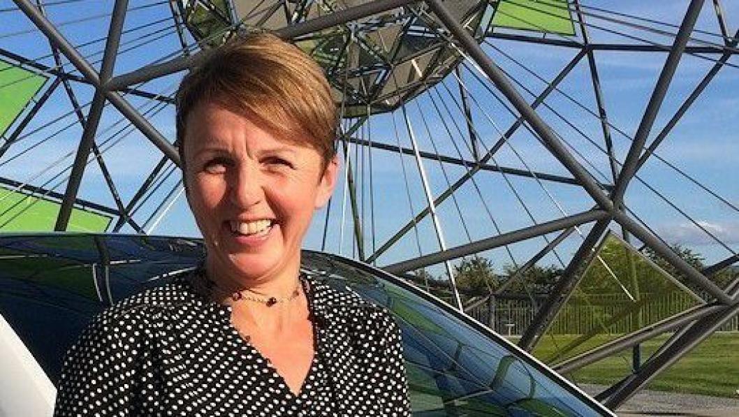 Lise Teslo har tiltrådt som «aftersales strategy and business developement» for hele den nordeuropeiske regionen.
