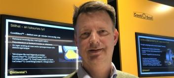 Erik Eidem ny salgssjef i Continental Dekk Norge