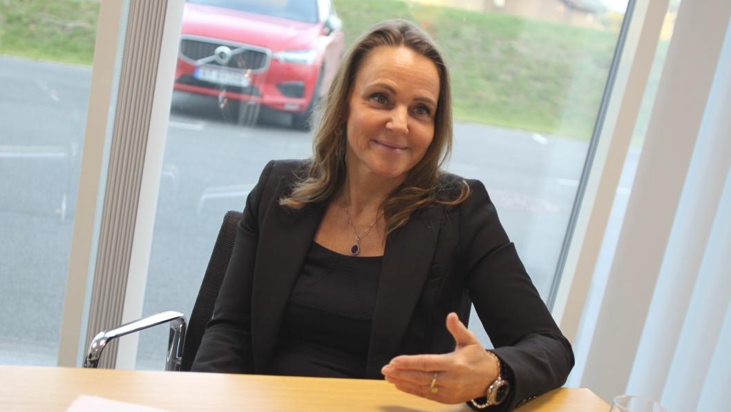 Rita Kristin Broch tiltrer i slutten av november som administrerende direktør i Volvo Cars Norway.