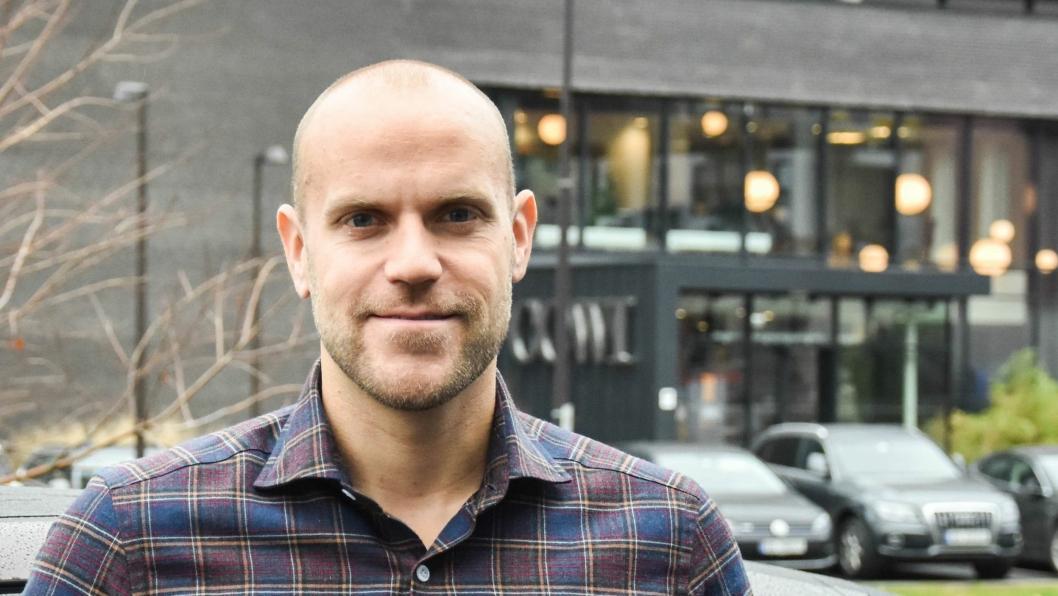 Daglig leder Anders Espelund i Nettbil har ambisjoner om volum-dobling til neste år.