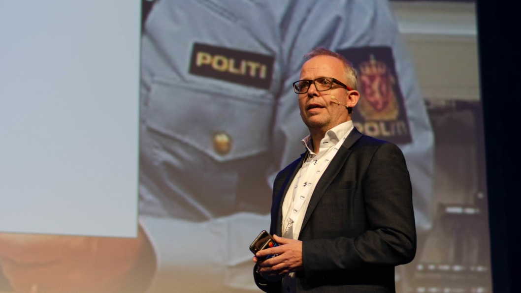 Produktdirektør motor i Finn.no, Eirik Håstein