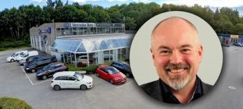 O.P. Fure og Kåre Nervik Bilforretning fusjoneres med Hemnes Bil