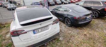 Bilforsikring: Volvo og Tesla trekker opp Volvia og Codan i juni
