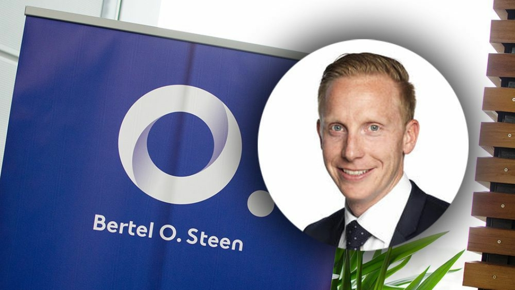 - Etter fem givende år i Bertel O. Steen synes jeg tiden er inne for å prøve noe nytt, sier André Sjåsæt.