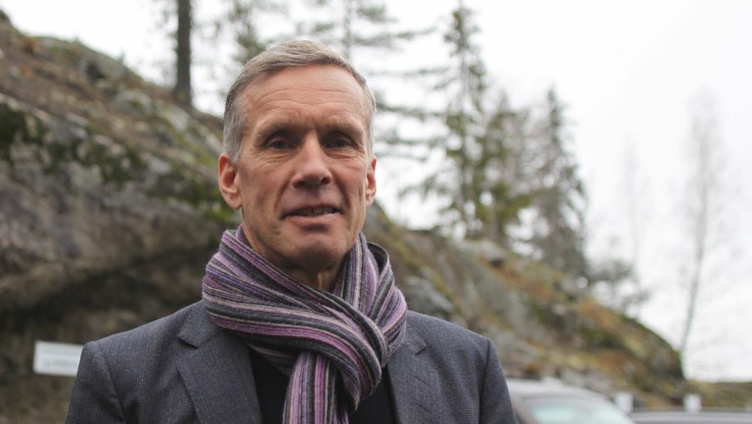 Administrerende direktør i Promeister Solutions, Frode Martinussen.
