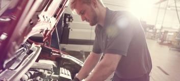 Så mye tjener fagarbeiderne i bilbransjen